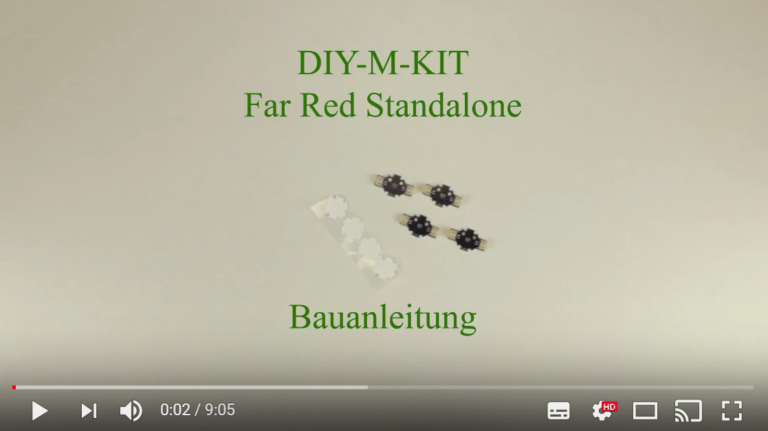 DIY-M-KIT-Far-Red-Standalone-Bauanleitung-CREE-XP-E-YouTube